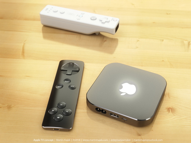 Apple TV Concept - July 2014