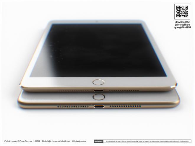iPad mini 3 concept - Martin Hajek