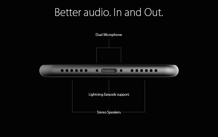 Better audio